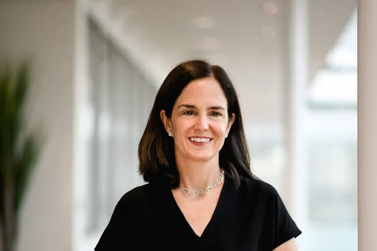 Susan M. Domchek is the executive director of Basser Center for BRCA at the Abramson Cancer Center of the University of Pennsylvania.