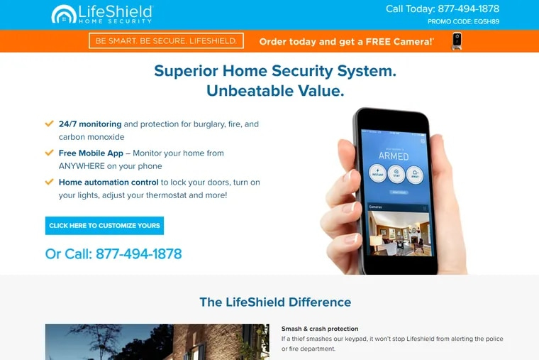 LifeShield, a Langhorne wireless home-security company, has been sold again, for $25 million