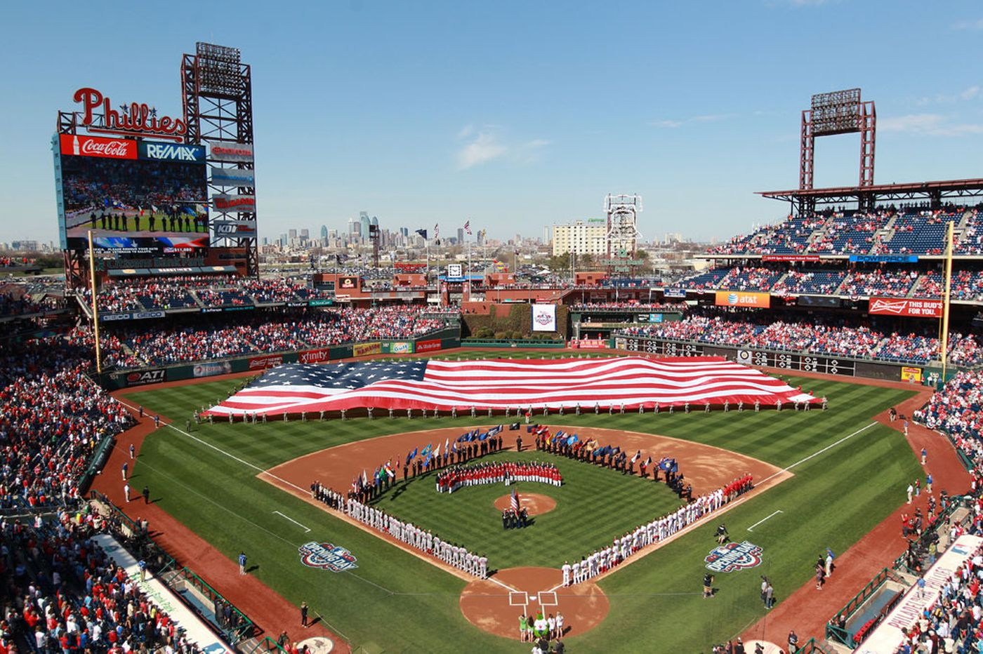 Phillies season is about to start: Share your opening-day memories