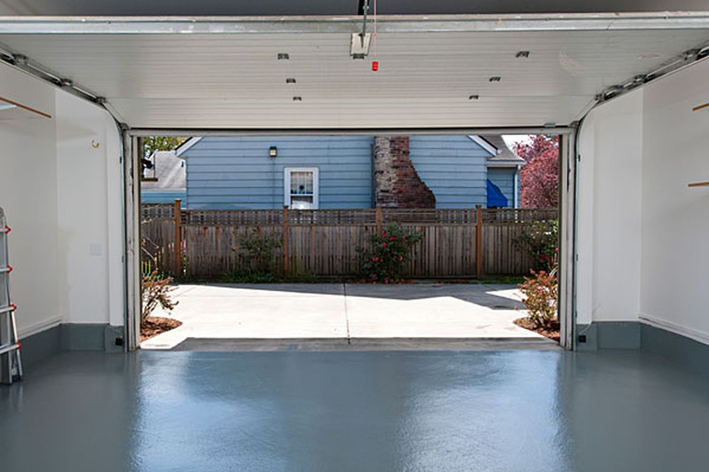 Ask Jennifer Adams: Repairing a concrete garage floor