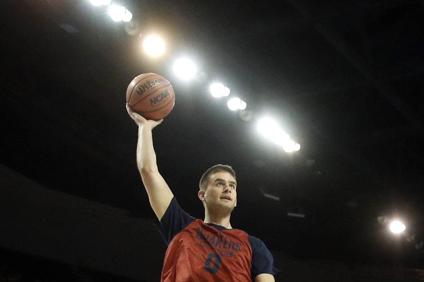 Penn blown away by crowd enthusiasm at open practice