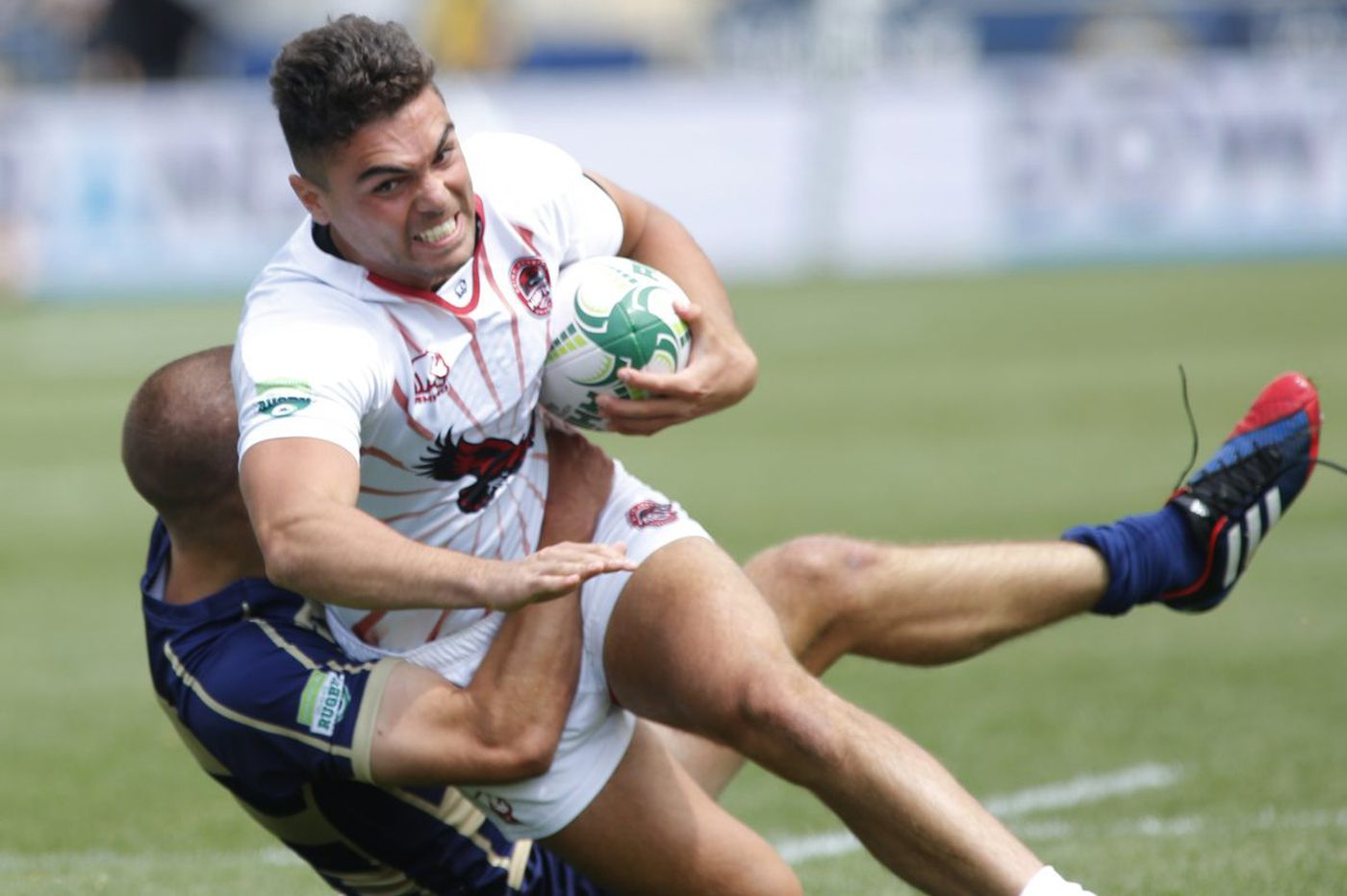 St. Joseph's men play underdog role in Chester rugby tournament