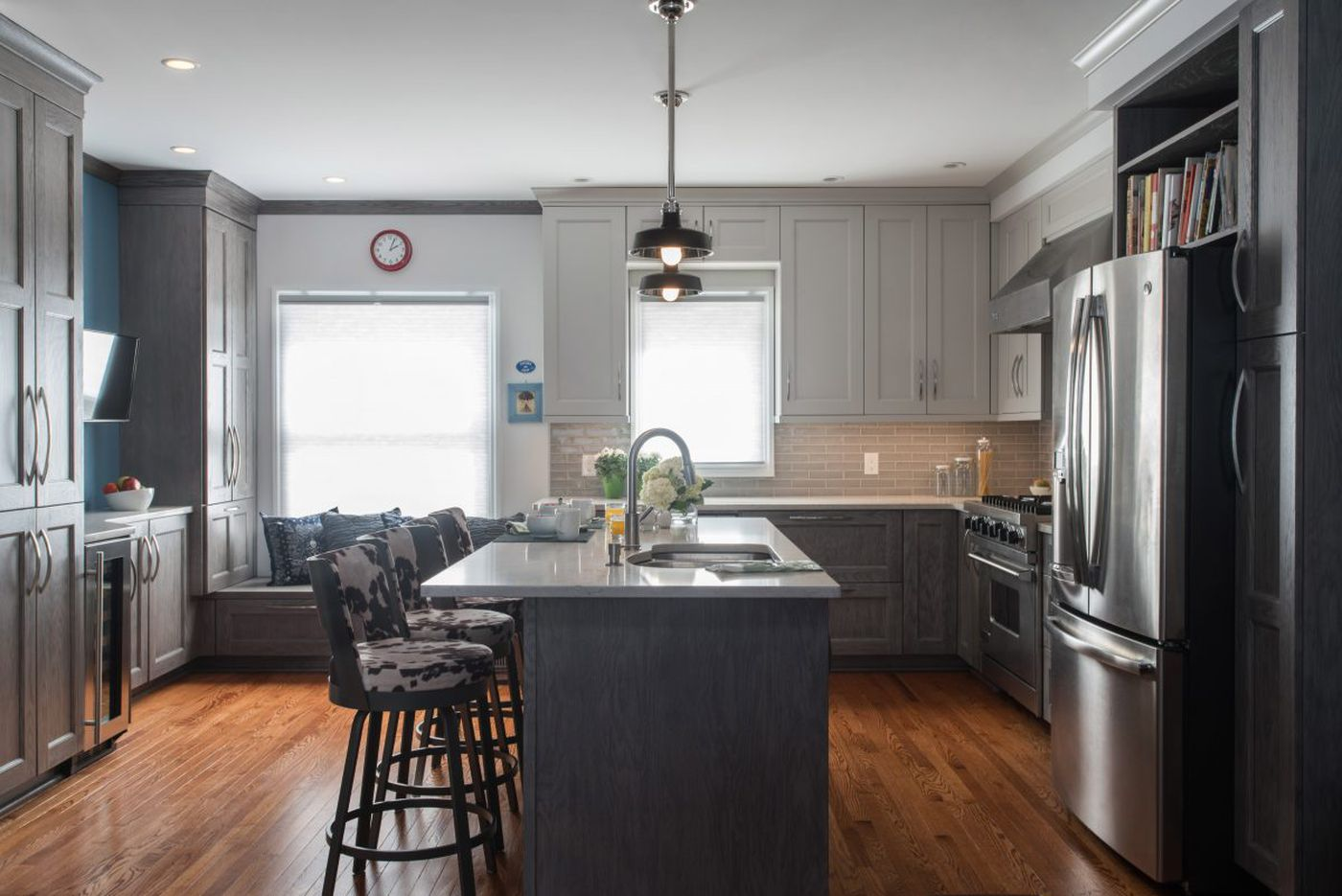 The top priority in kitchen makeovers? A place to put everything
