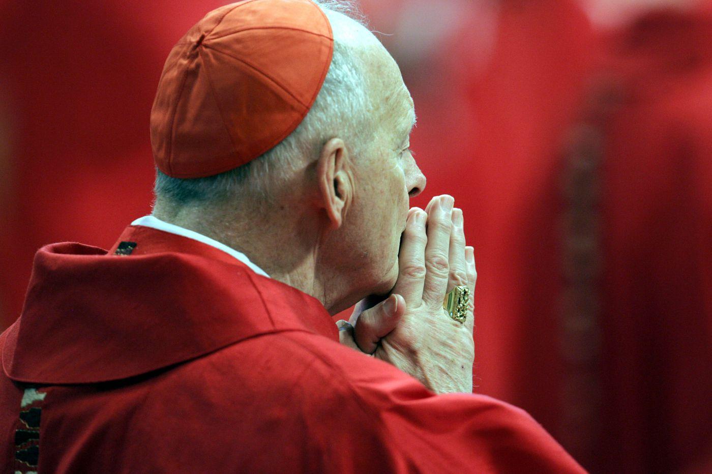 Vatican defrocks former US cardinal McCarrick for sex abuse
