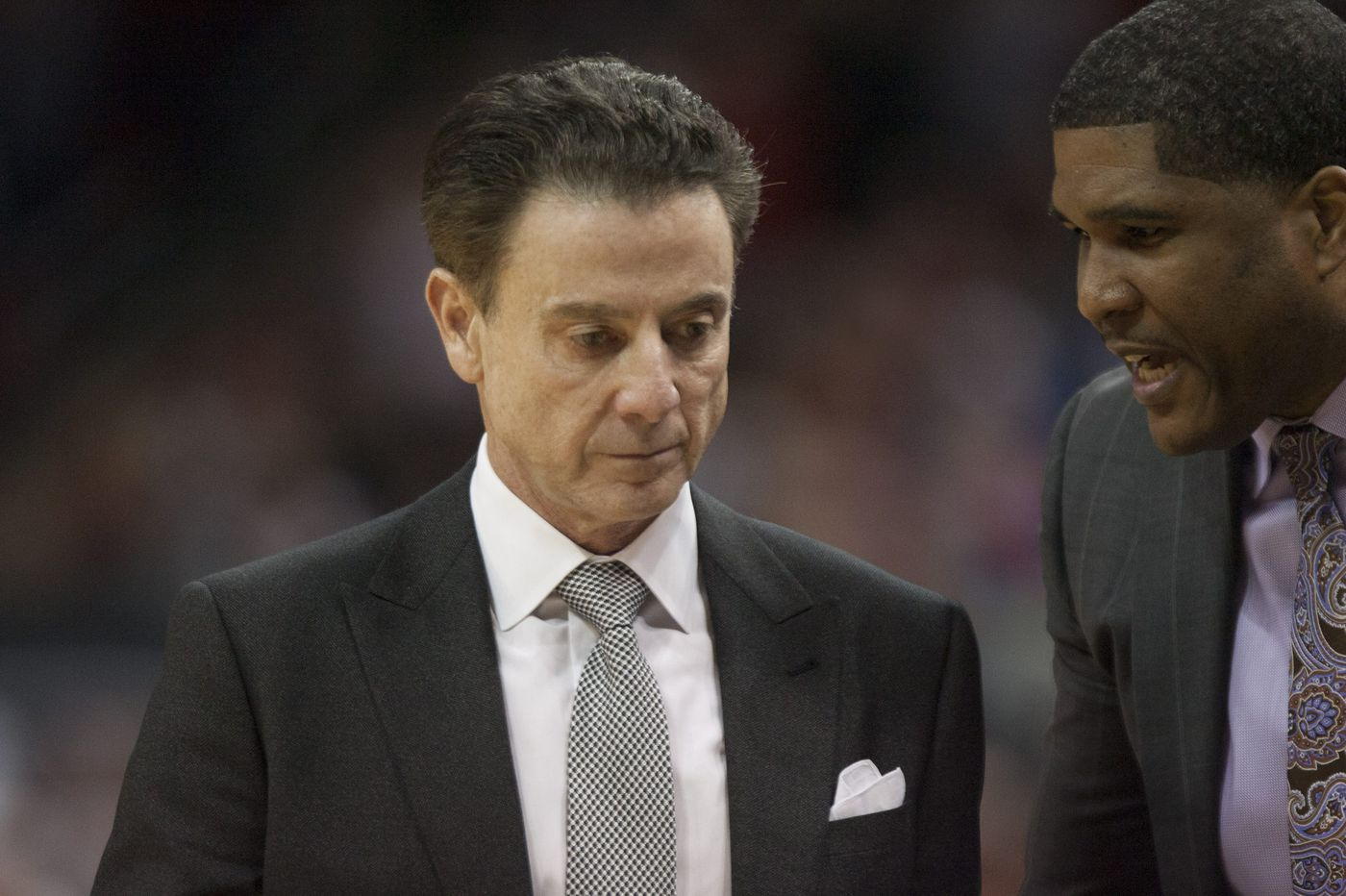 La Salle assistant coach Kenny Johnson accused of payment to a player's father when he was at Louisville
