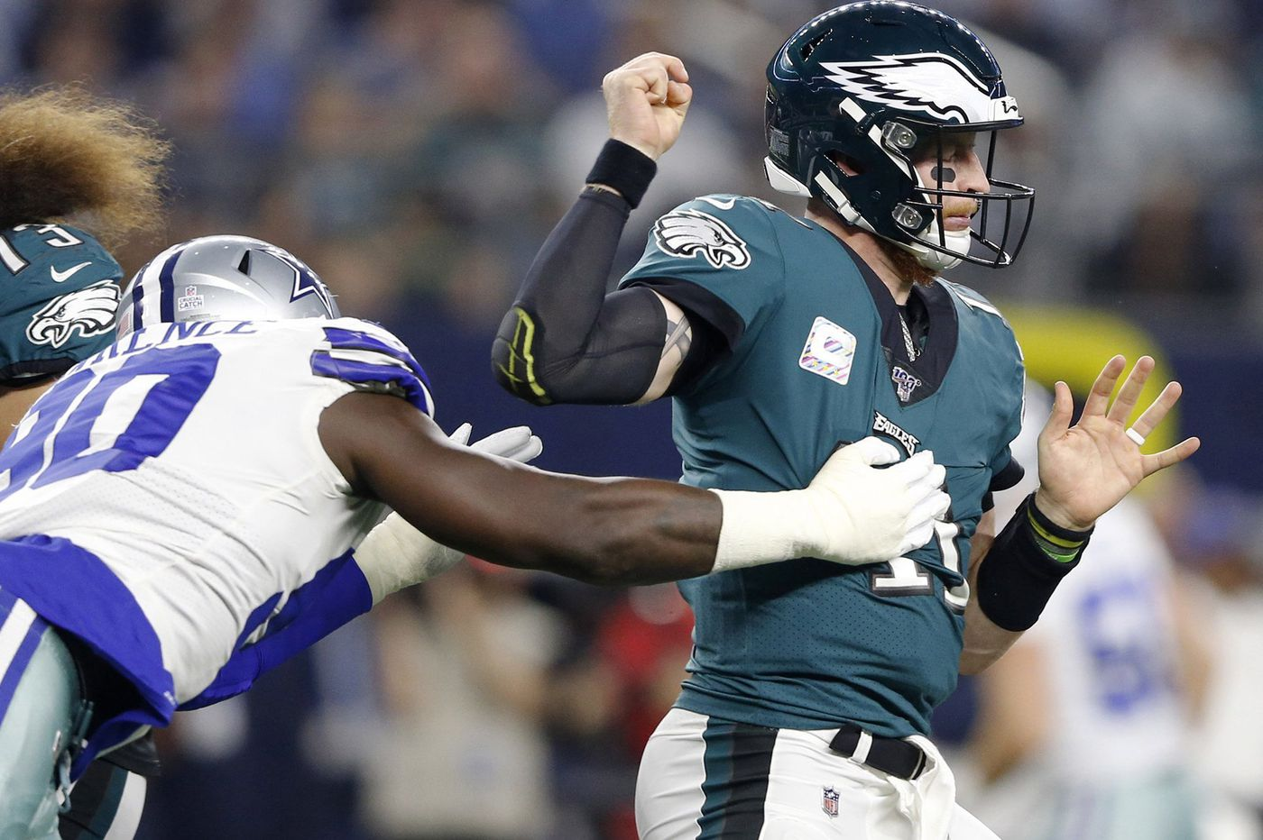 Eagles film breakdown: How to beat the Cowboys