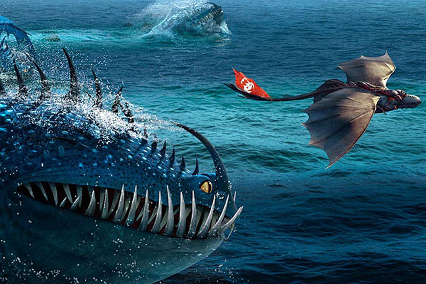 'How to Train Your Dragon 2': Sequel breathes excellent fire