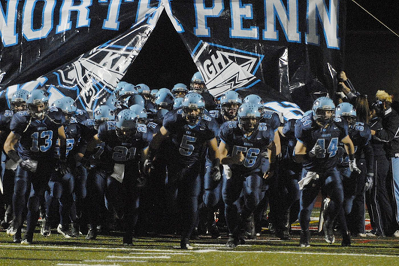 Friday's Southeastern Pa. Football Roundup: RJ Macnamara powers North Penn past undefeated Souderton