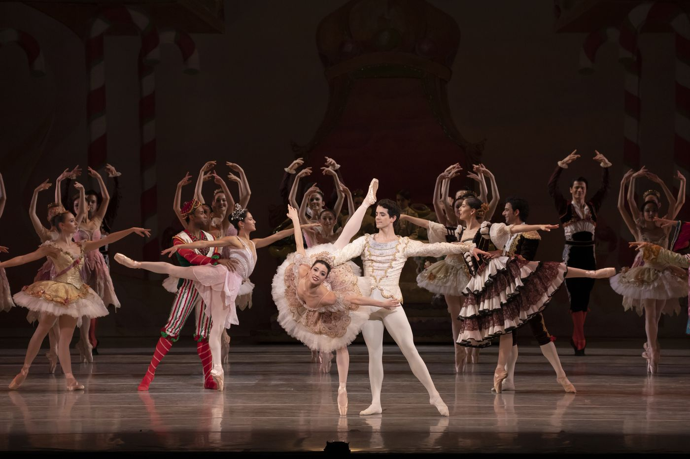 Pa. Ballet's 'Nutcracker' gets everything lavishly right in 50th anniversary production