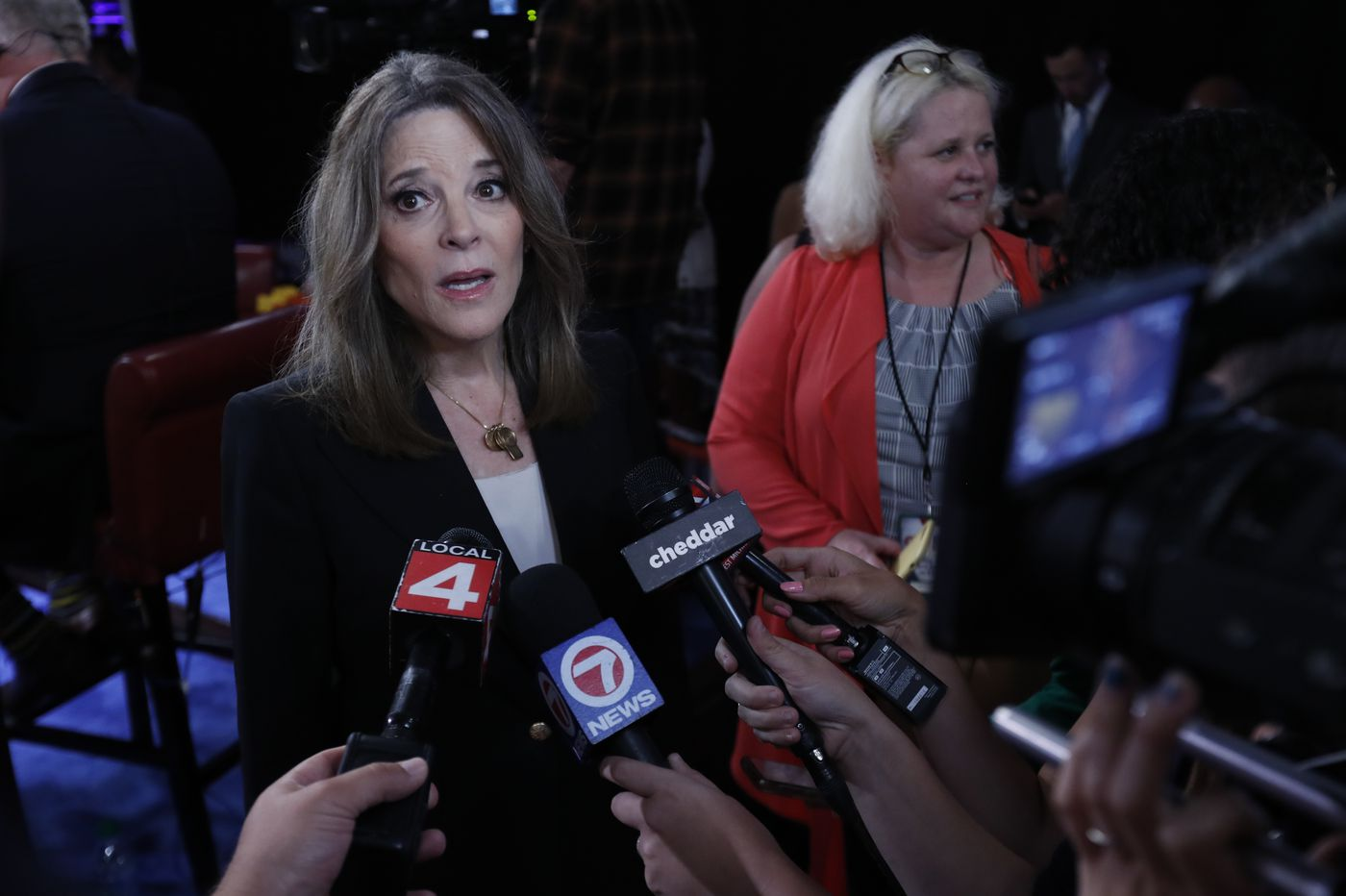 Marianne Williamson won the Democratic debate and we're all probably doomed | Opinion