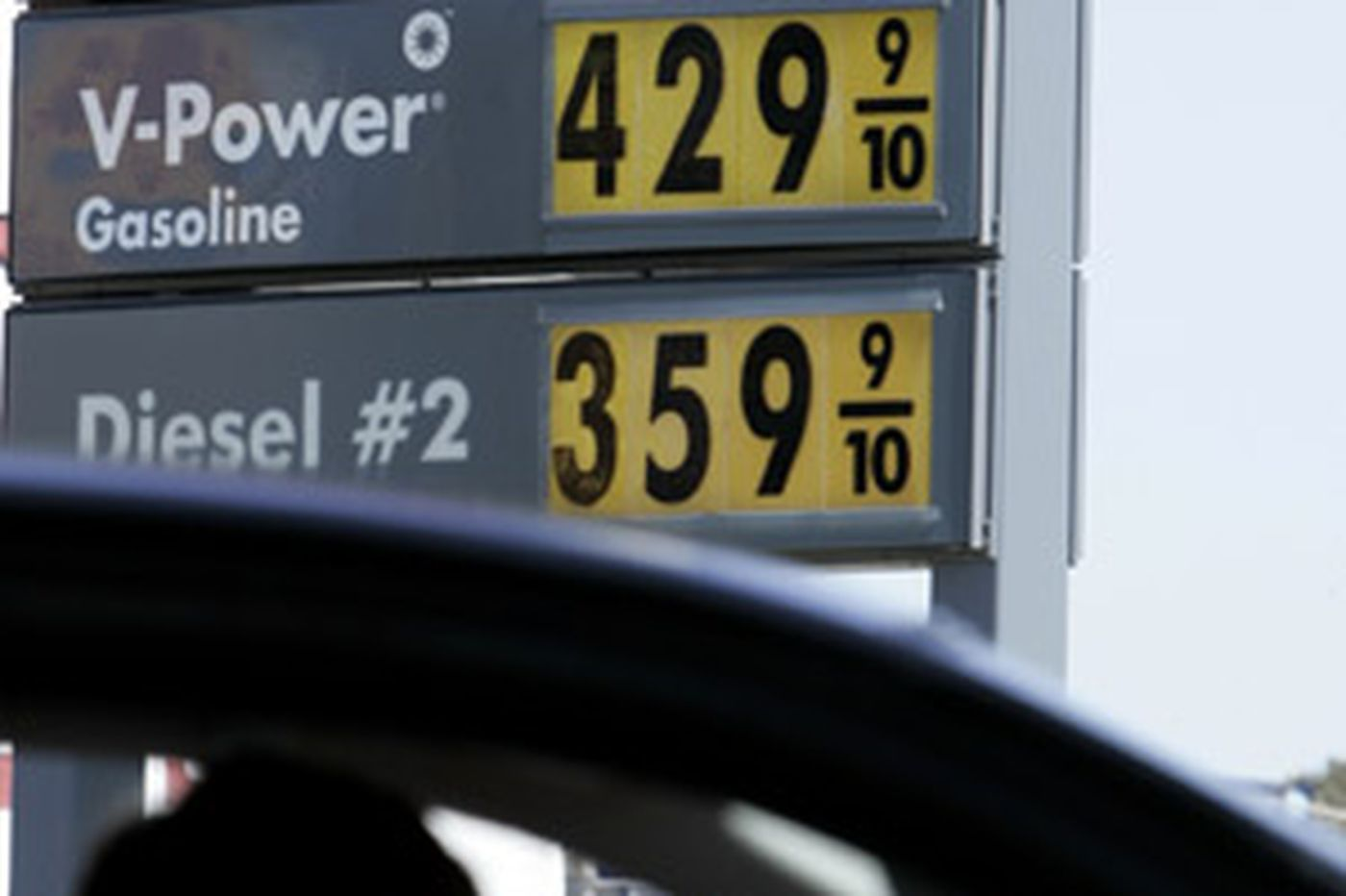 Is $4 gas heading down the highway?
