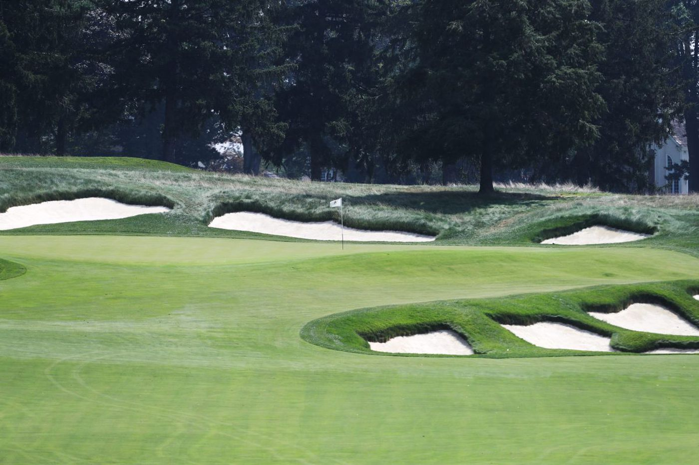 Aronimink restoring its course as 2018 PGA Tour event nears