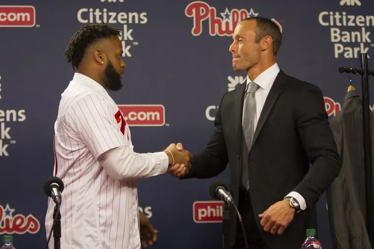 New Philadelphia Phillies manager Gabe Kapler will be inclined to change his lineup regularly, based on any number of factors: the opposing starting pitcher, the amount of rest a particular player has or has not been getting lately, any statistics and analytics that he decides are relevant and warrant attention and action.
