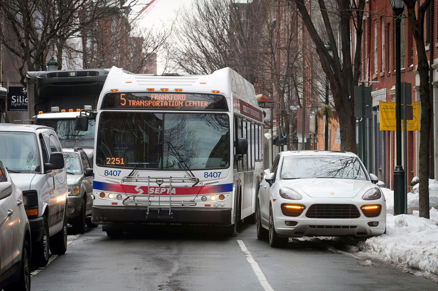 Rejected bus driver sues SEPTA over background checks