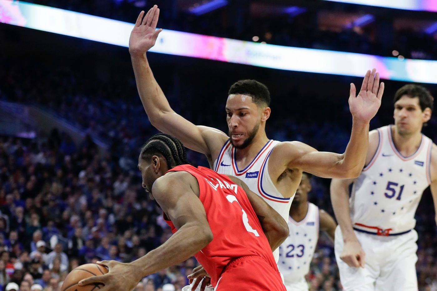 Deciding how to utilize Ben Simmons should be atop the Sixers' to-do list