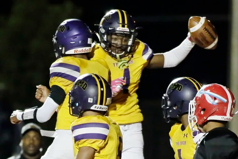 This past season, JaJuan Hudson was a standout defensive back for Camden who also excelled as a kick returner, sparking the team to a 10-2 record and the No. 4 spot in the Inquirer's final Top 25 rankings.