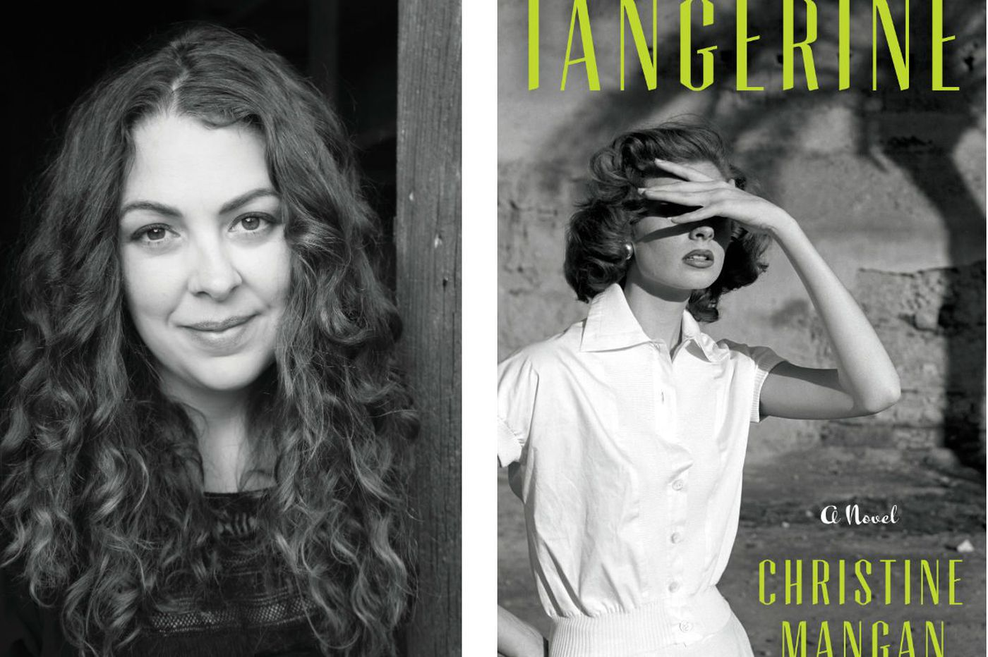 Catherine Mangan's 'Tangerine': A debut thriller that will make a terrific movie