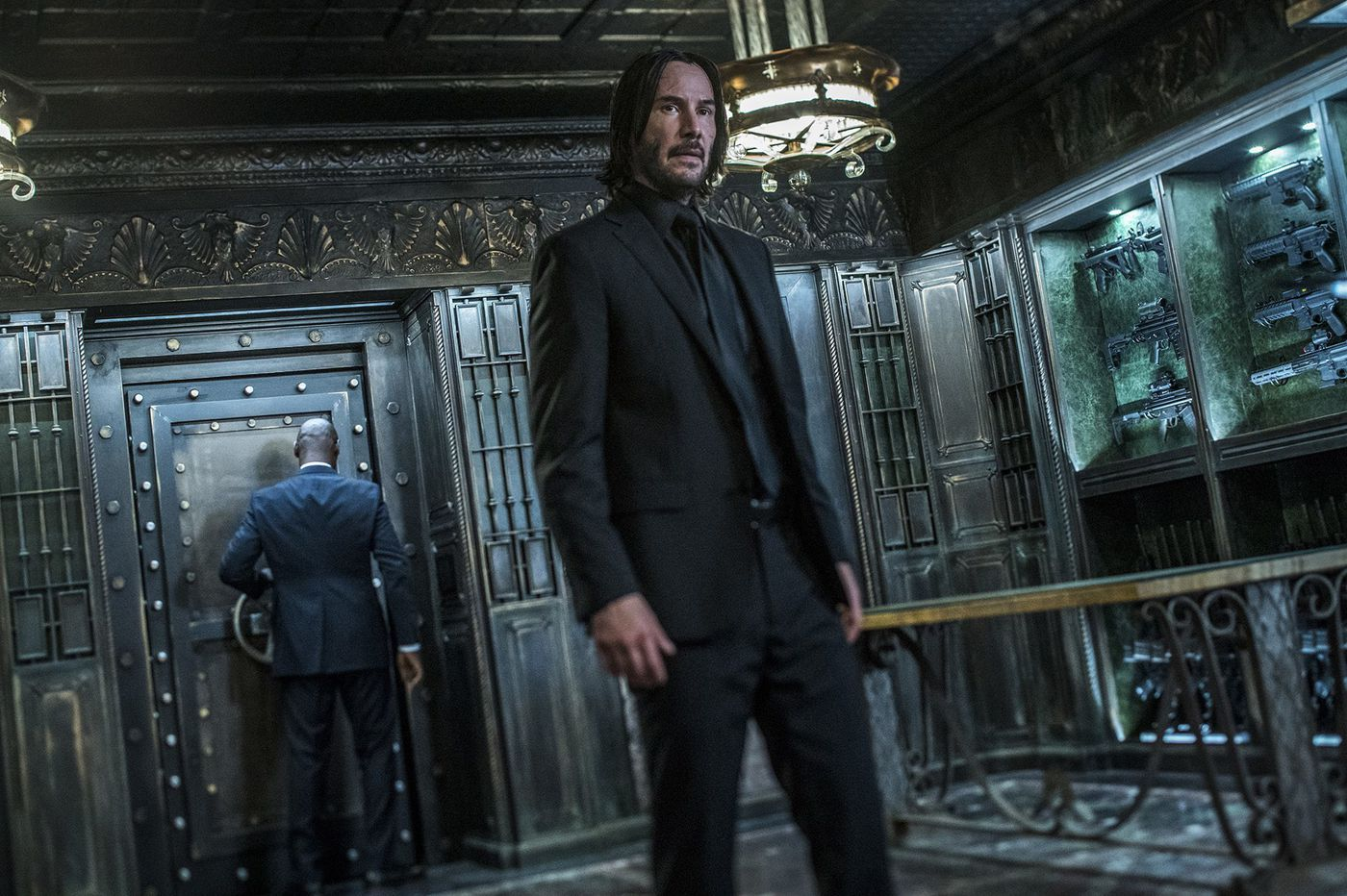'John Wick: Chapter Three - Parabellum' is fun, but as long as its title | Movie review