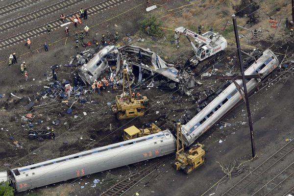 Pa. attorney general announces charges against Amtrak engineer