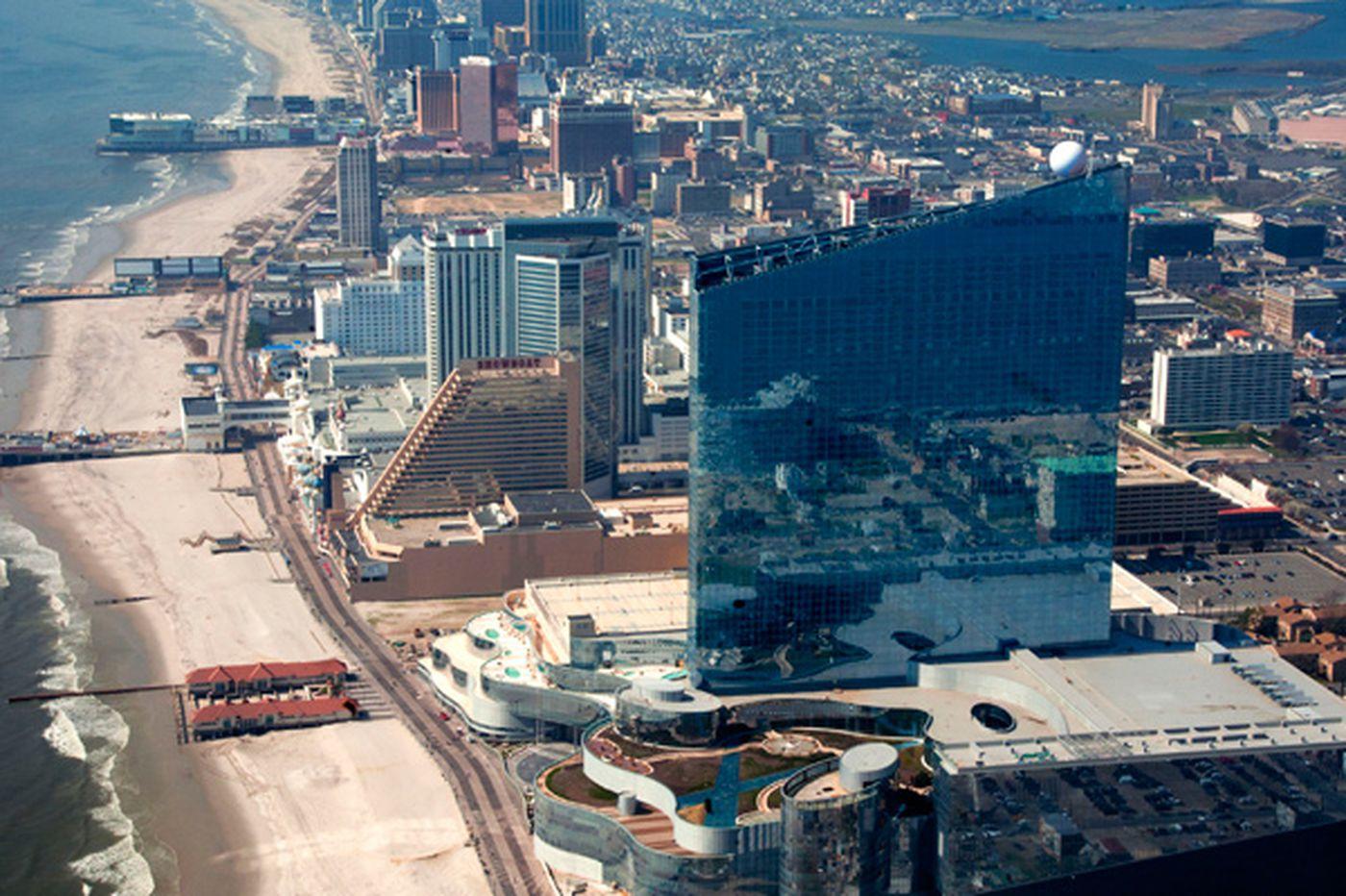 Casino closure means tax-revenue drop for A.C.
