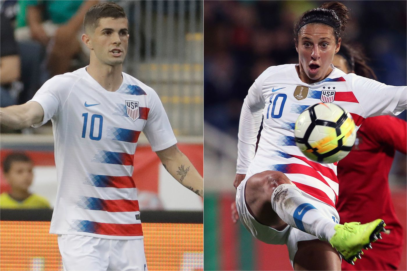 U.S. national teams check-in: Women ready for title defense; men ready for new coach