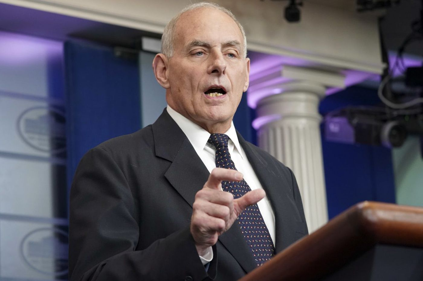 Kelly refuses to apologize for false attacks on Fla. congresswoman