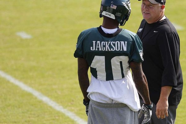 Eagles can't explain away Jackson move