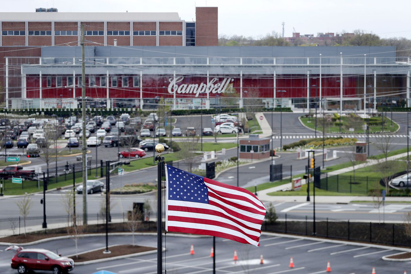 Campbell Soup sets date for annual meeting showdown