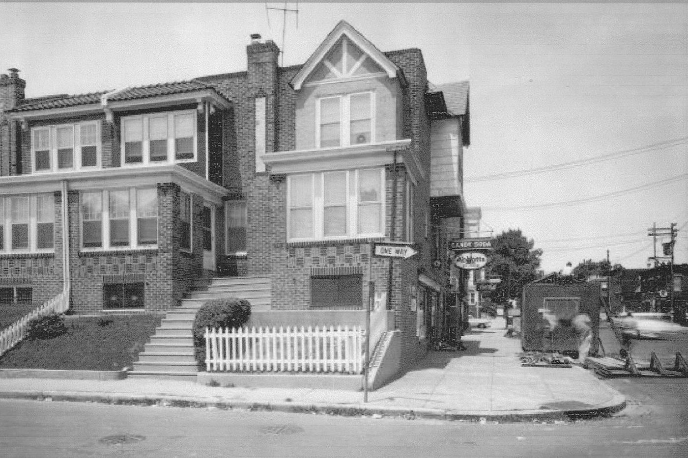 Nellie Fagan and the corner boys of Southwest Philly