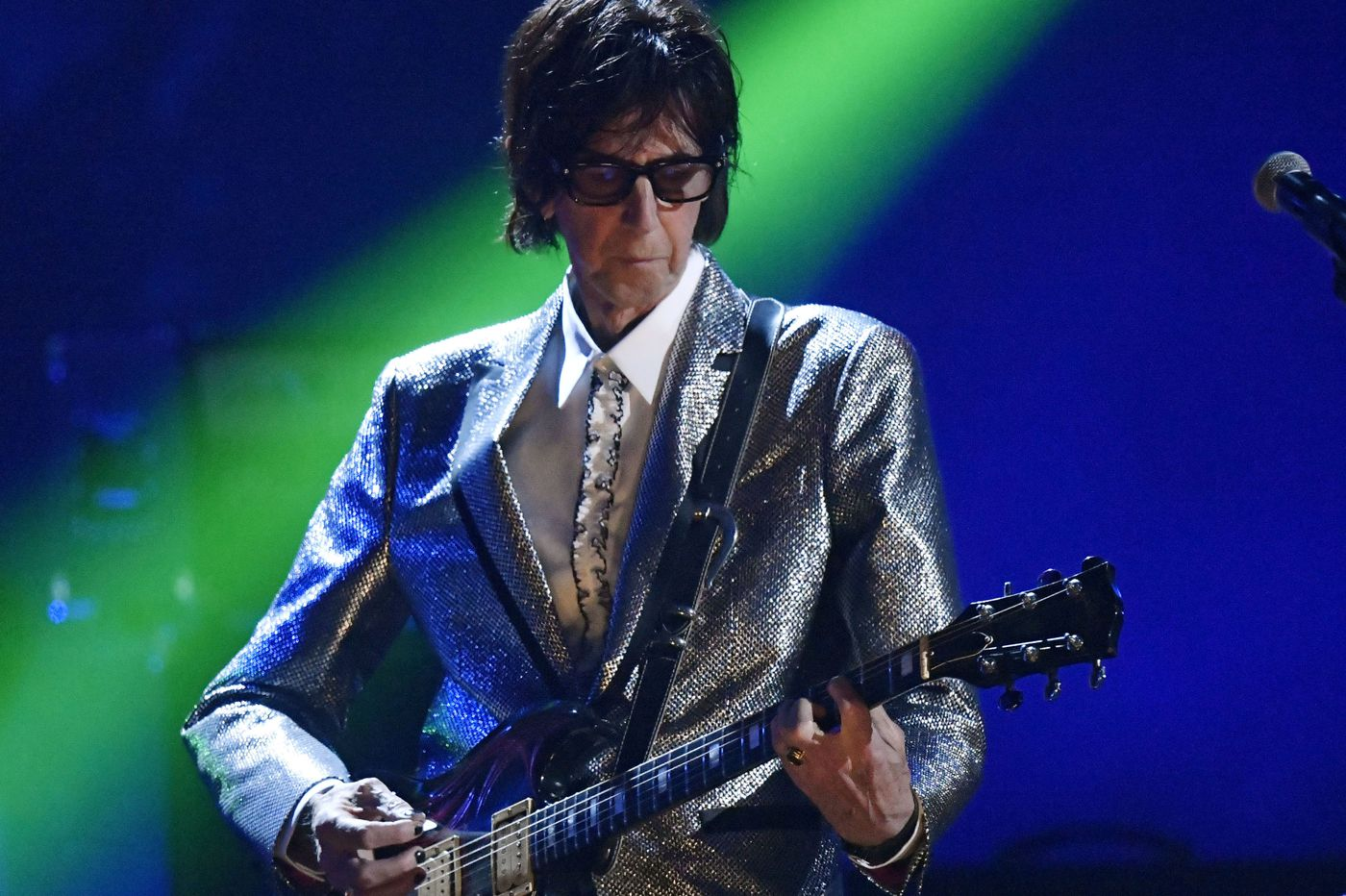 Rock musician Ric Ocasek, frontman of The Cars, dead at 75