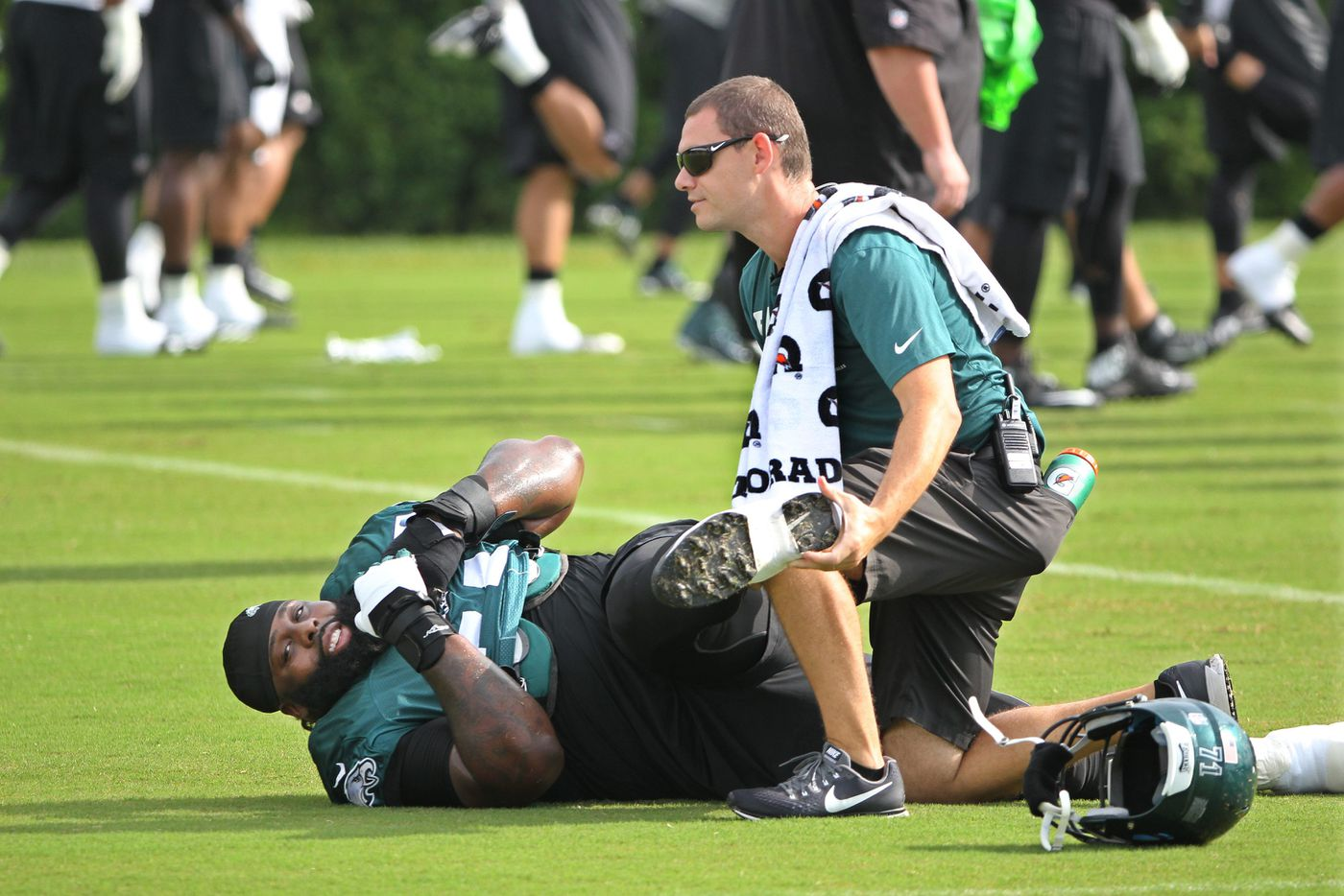 Eagles announce training camp schedule, open practice dates