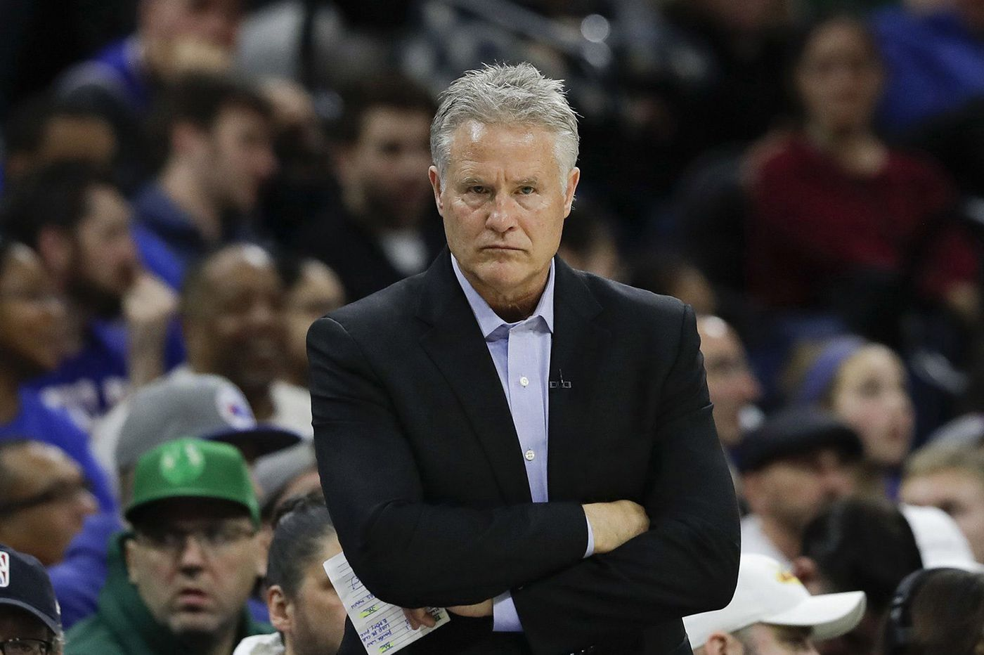 Sixers shouldn't fire Brett Brown: He's been the glue to this team, not the problem | Bob Ford