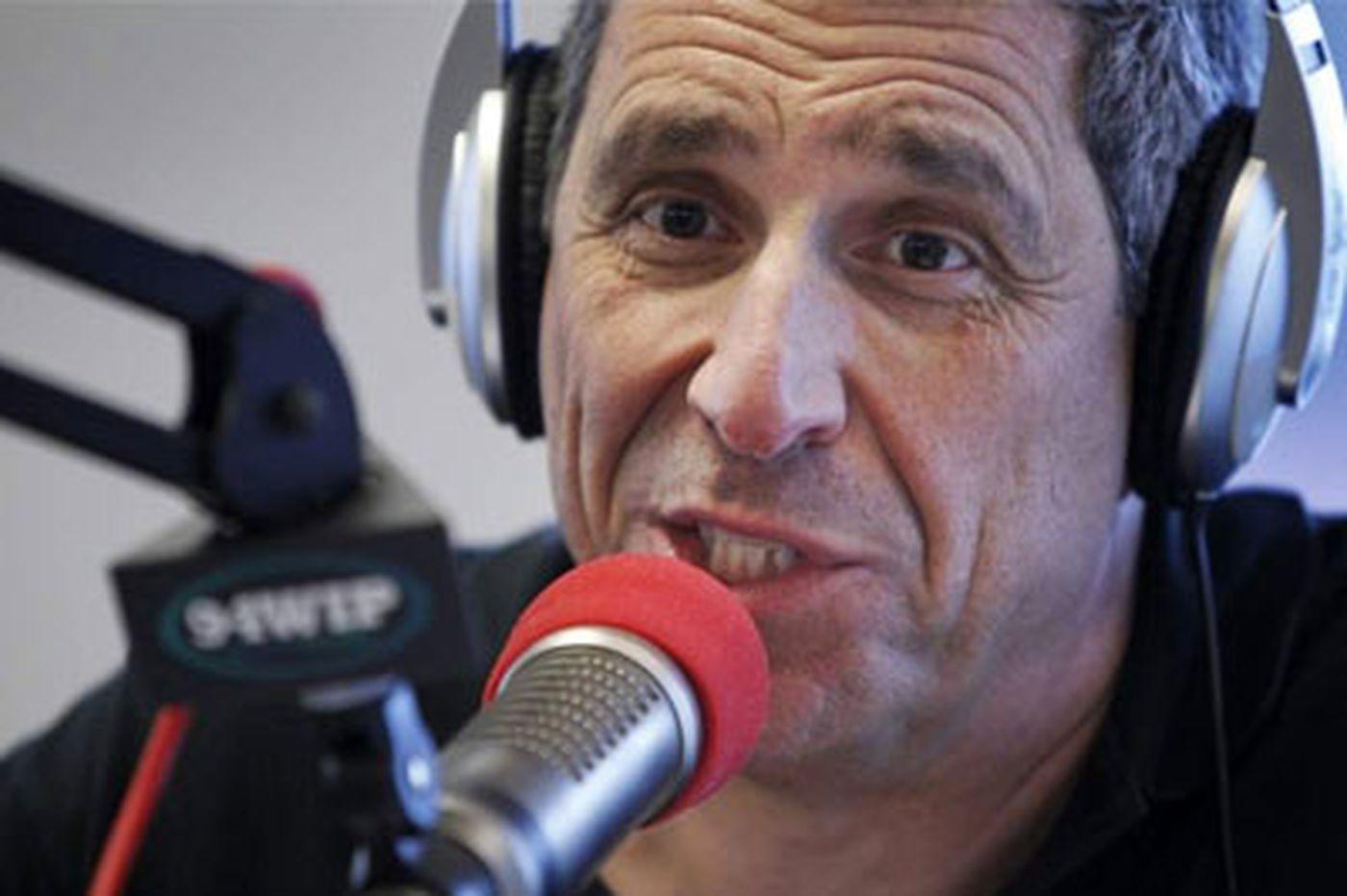 Radio host Angelo Cataldi to undergo diverticulitis surgery