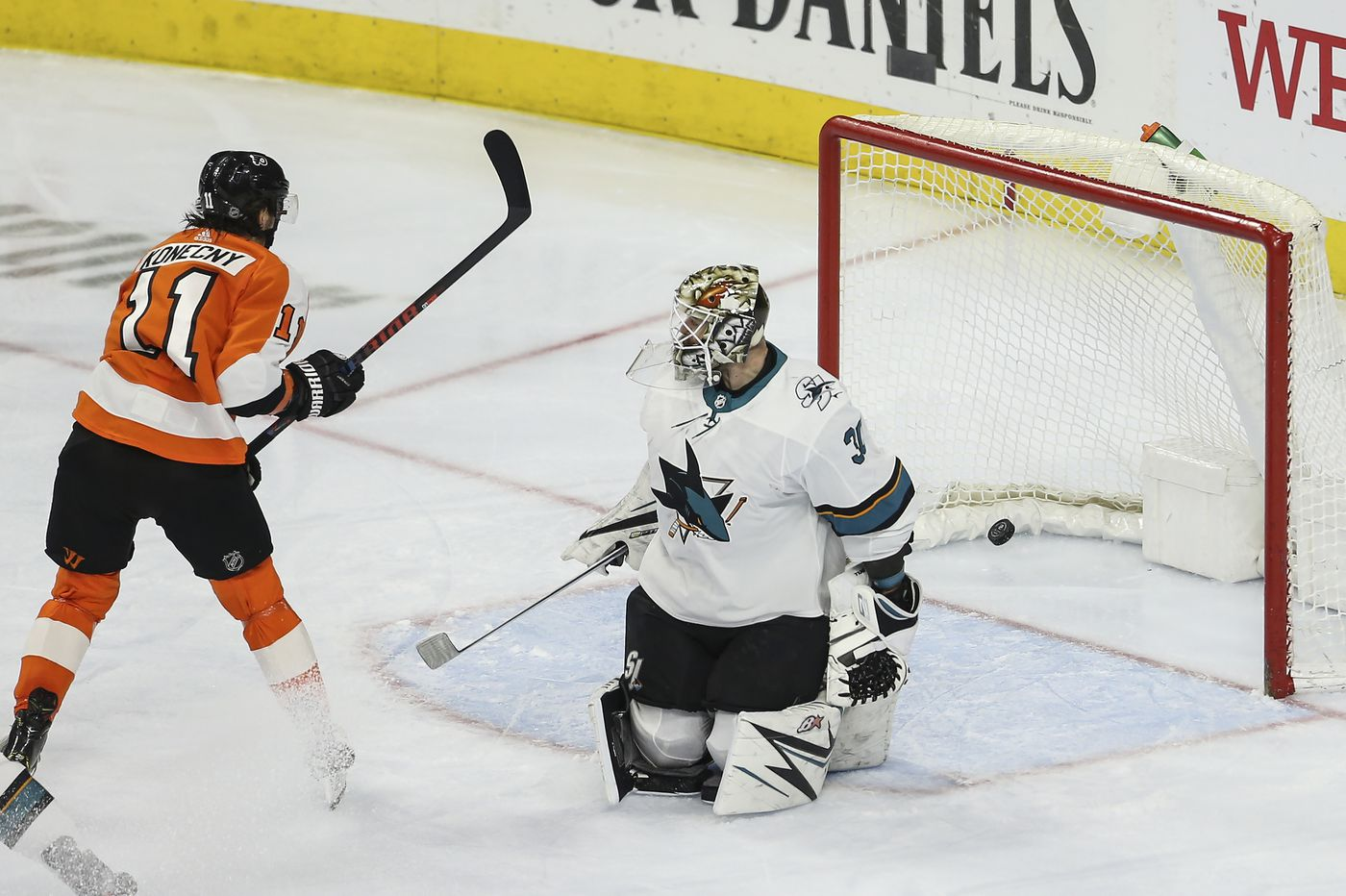 Inside the numbers: Travis Konecny is one of youngest Flyers ever to lead team in scoring