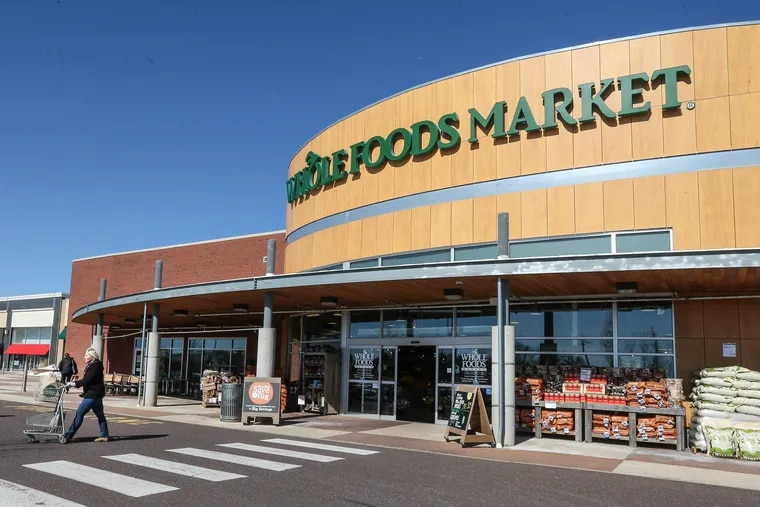 A Whole Foods at Plymouth Meeting Mall, which is owned by PREIT.