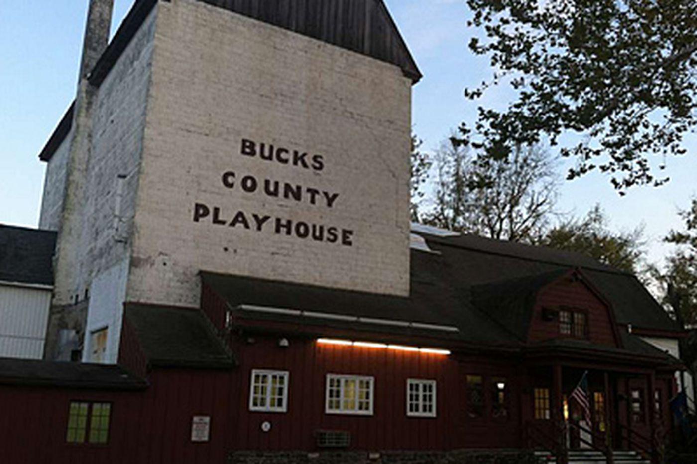 Bucks County couple save historic New Hope playhouse