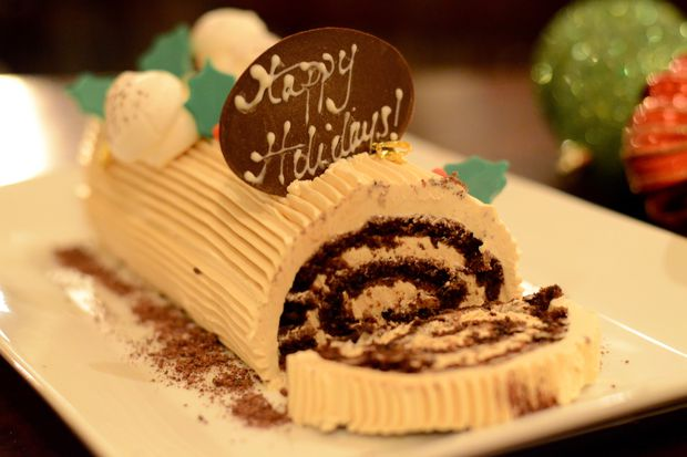 Bring home a Buche de Noel from Parc and other local bakeries