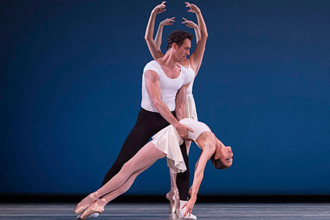 Pennsylvania Ballet performs 'Speed and Precision' with plenty of both
