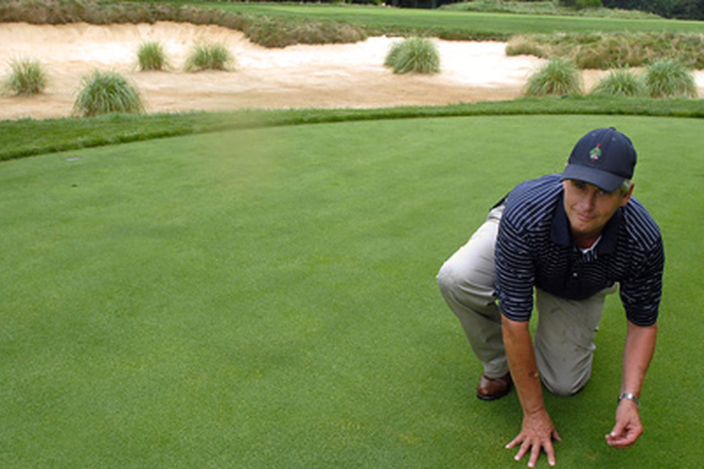 Walker Cup's other stars: The greenskeepers