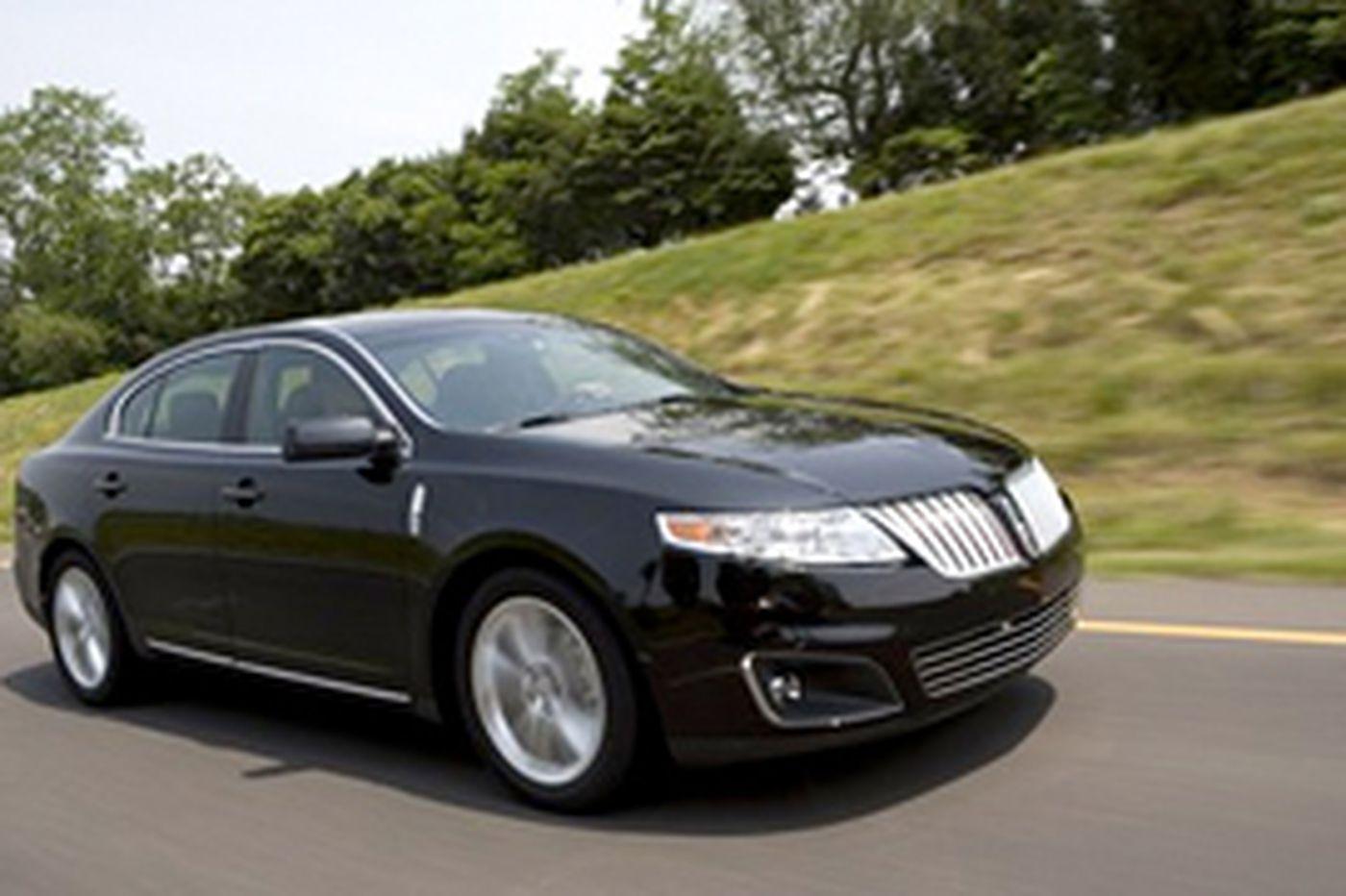 '09 Lincoln MKS: Stylish, high-tech