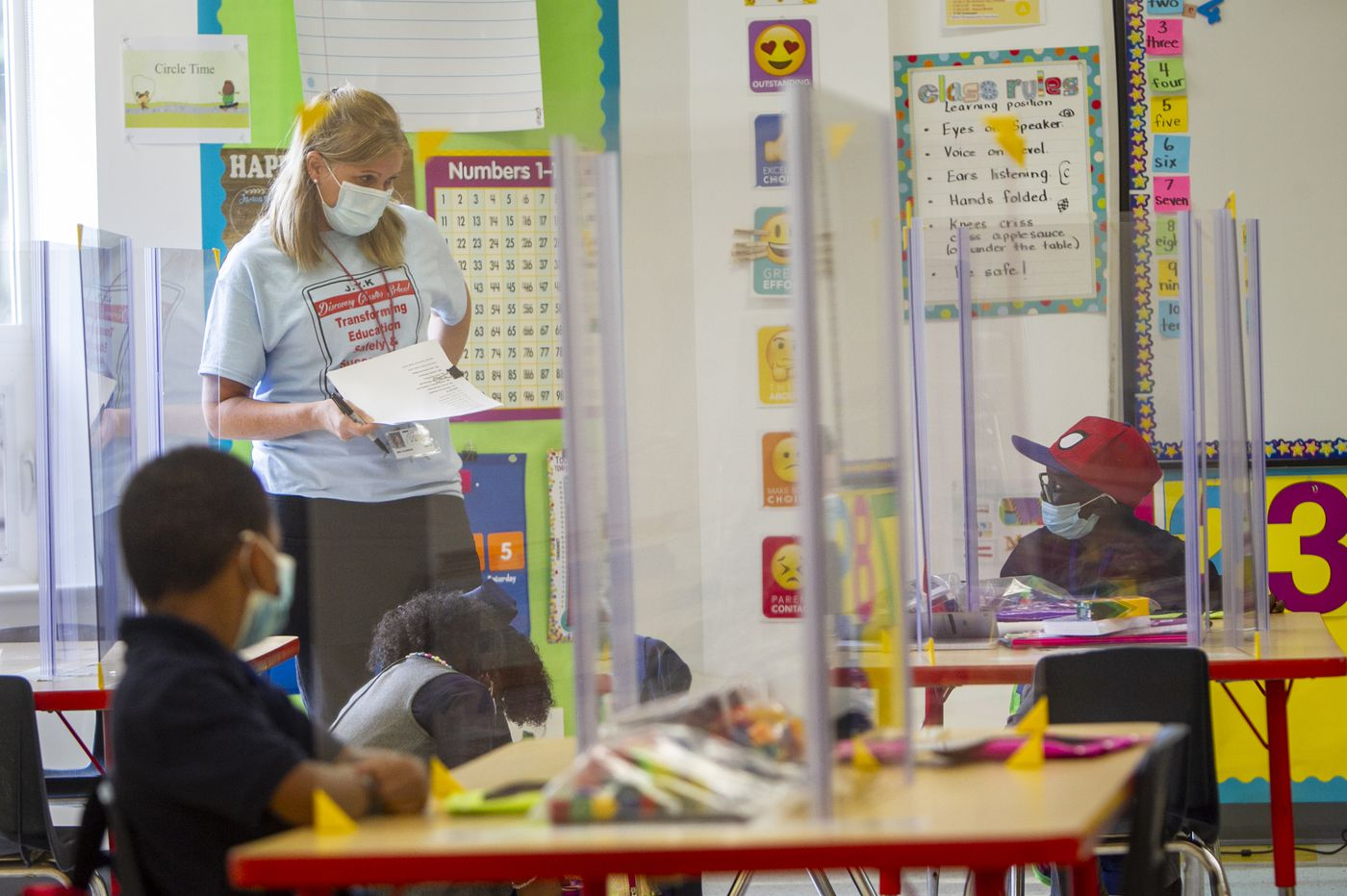Montgomery County school buildings ordered closed for two weeks amid coronavirus surge