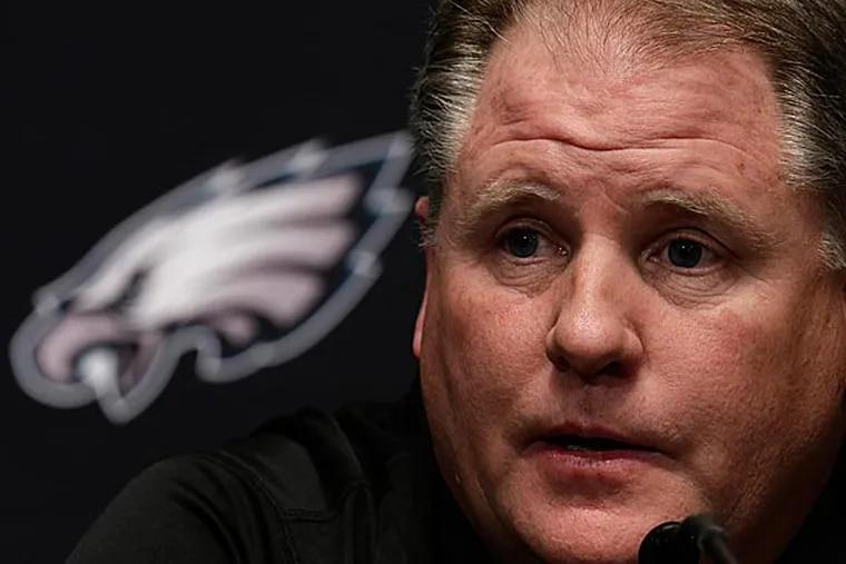 How far can Chip Kelly push the Eagles' pace? (Matt Rourke/AP)