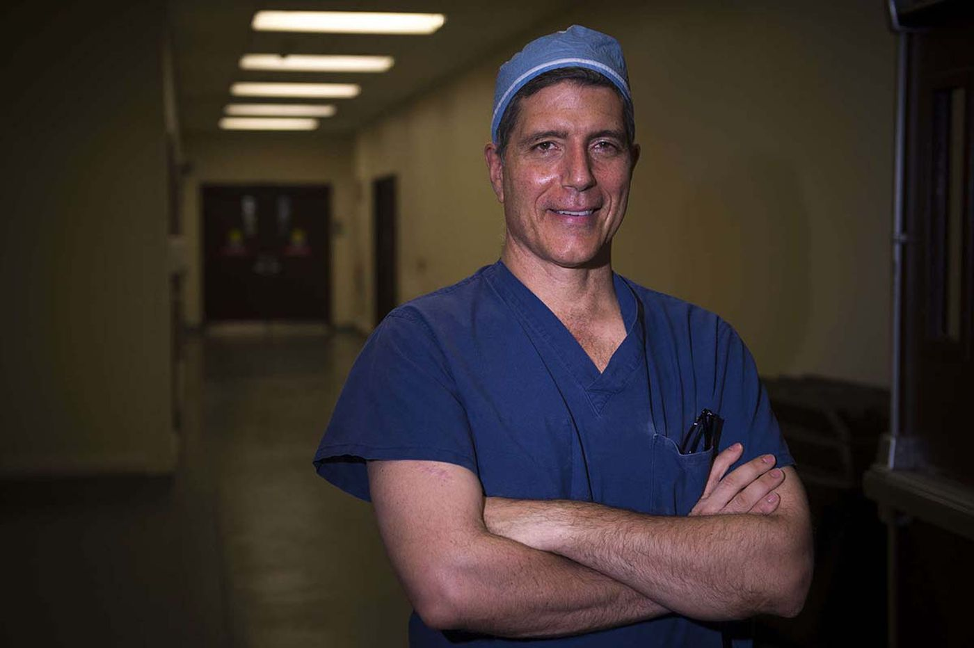 In distinguished medical career, another step in the healing