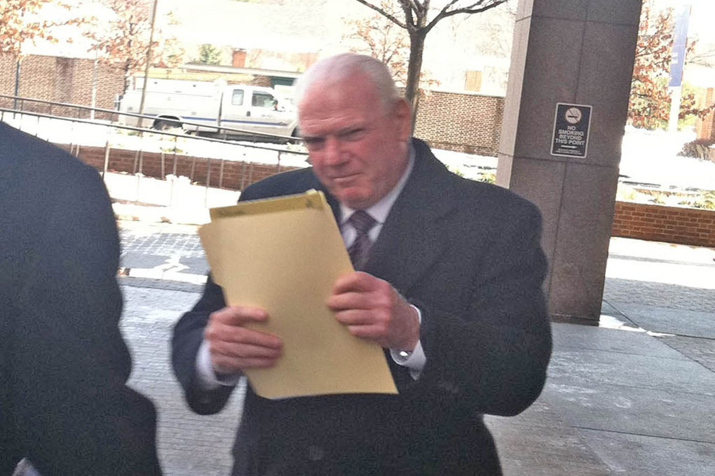 Traffic Court's former administrator gets 2 years behind bars