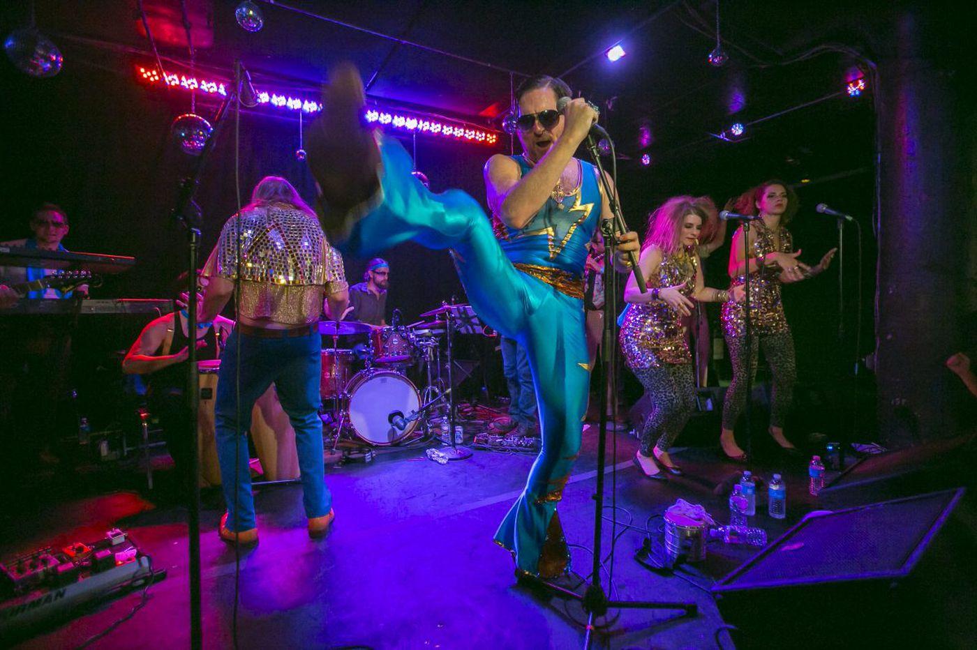 Philly's favorite funkadelic lounge singer turns to children's music