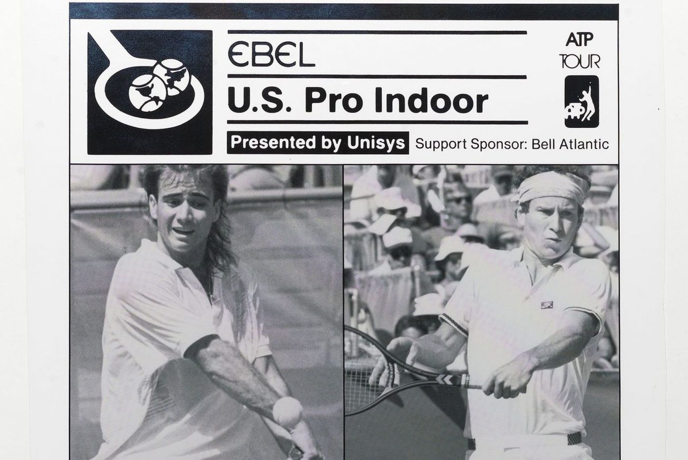 When Philly was an incubator for tennis talent