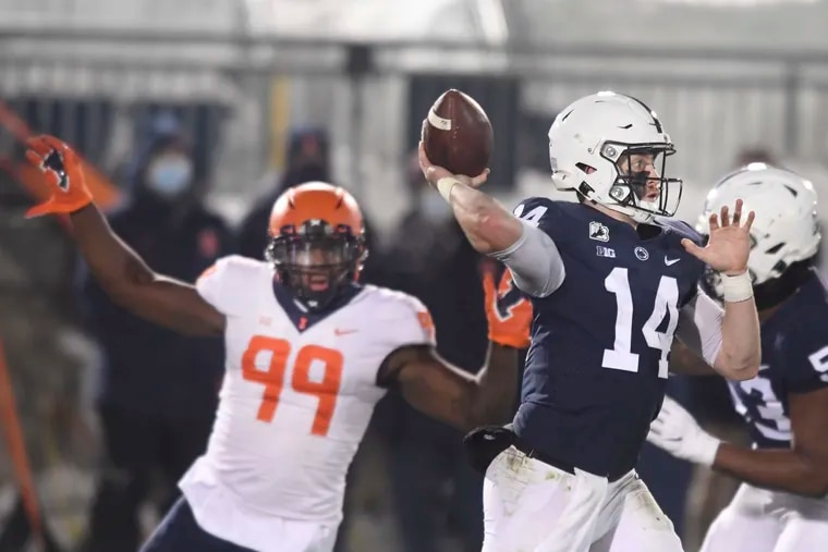 Penn State was one of only two Big Ten teams to play all nine scheduled games last season.