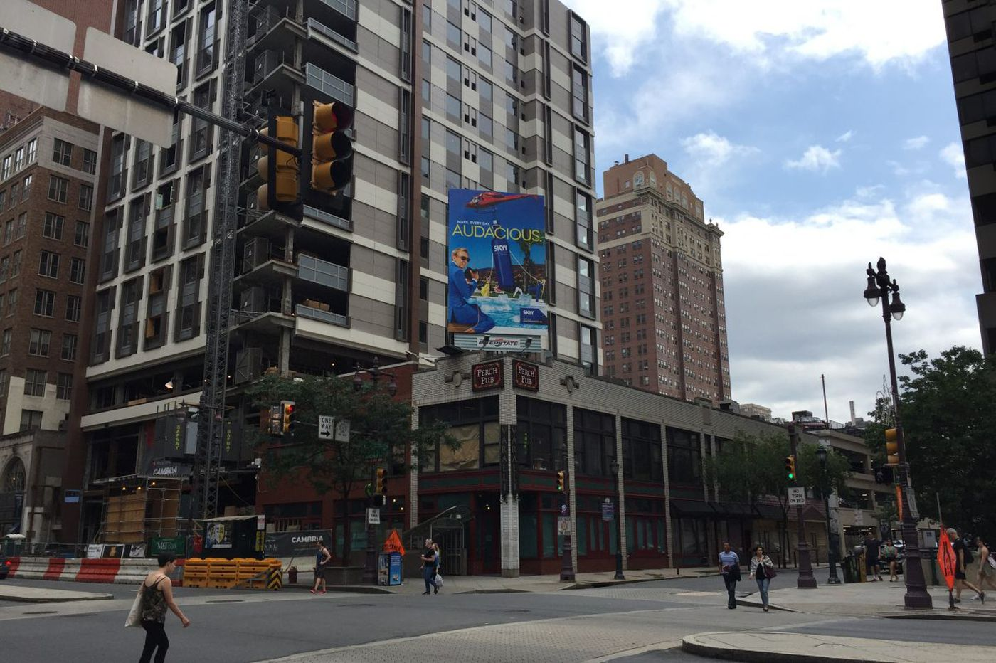 Del Frisco's Grille to open in Cambria Hotel on Broad St.