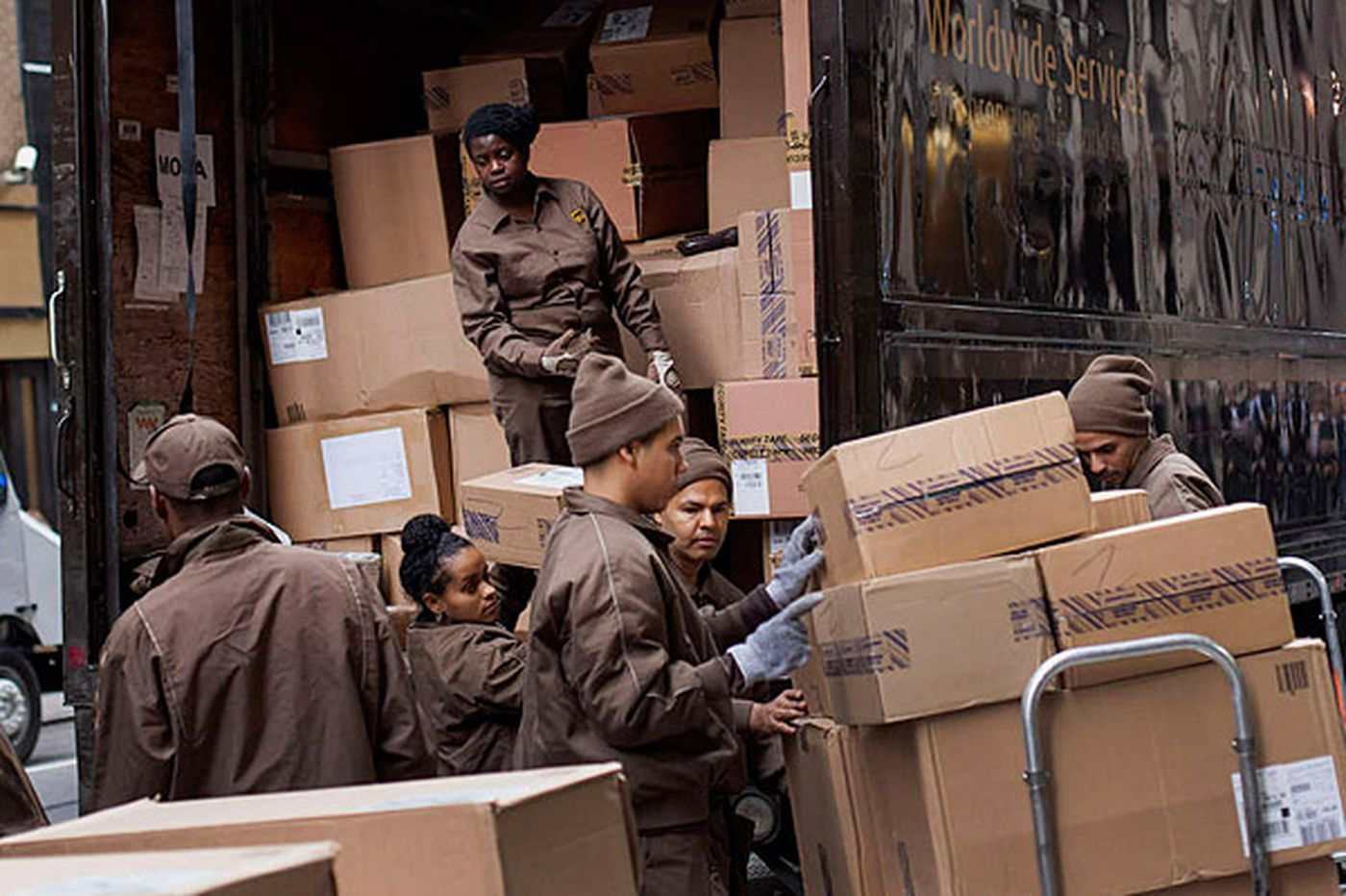 Pregnant workers backed by U.S. Supreme Court in UPS case