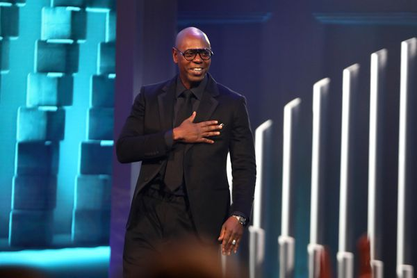Dave Chappelle will headline New Year's Eve at The Met